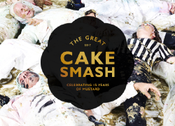 The Great Cake Smash of 2017