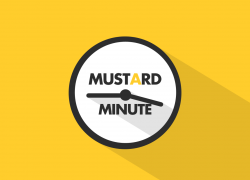 Mustard Minute: Friday 24 November 2017