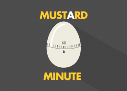 MUSTARD MINUTE: 13TH OCTOBER