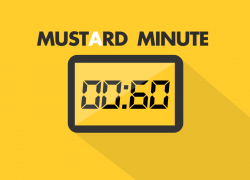 Mustard Minute: Friday 20th October