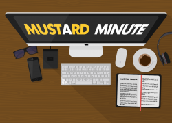 Mustard Minute: Friday 27 October