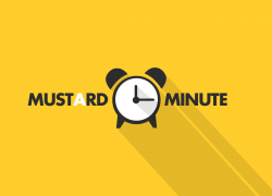 Mustard Minute: Friday 10 November 2017
